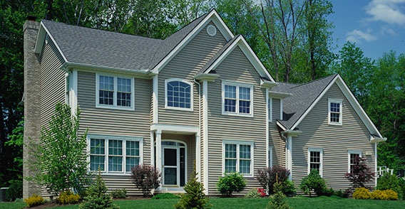 Alside Vinyl Siding Products
